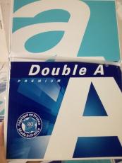 DoubleA Papier Kopierpapier A4 80g/m² 2.500 Blatt