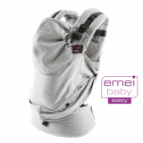 emeibaby Trage easy full grau Toddler plus size