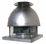 Rotovent RSE turbo DN130- DN 250 einsetzbar