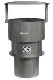 Superzug für 200mm Kamininnen- durchmesser inkl. Adapter